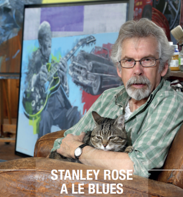 Stanley Rose a le blues